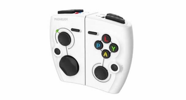 PhoneJoy Play, la gamepad pour mobile IOS ou Android
