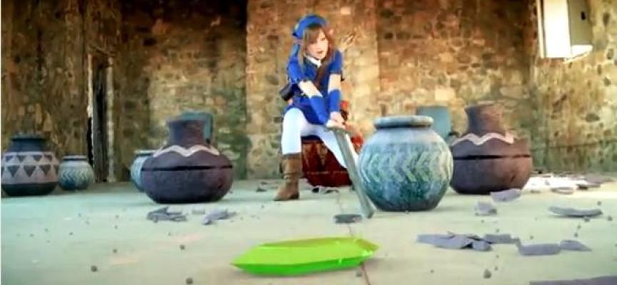 Legend of Zelda «Pot Smasher»
