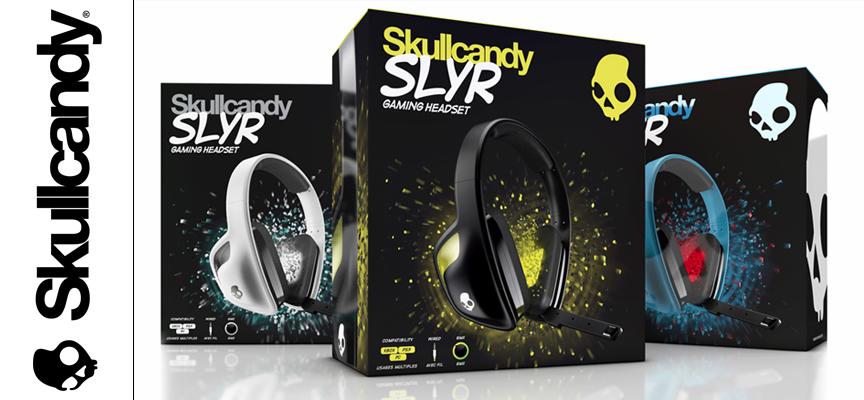 Test Skullcandy SLYR - Casque Stéréo | PC / PS3 / Xbox