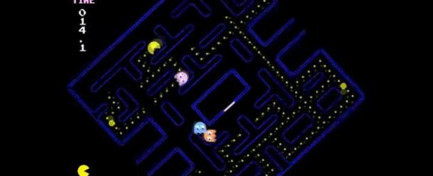 Not Pacman, un gameplay renversant