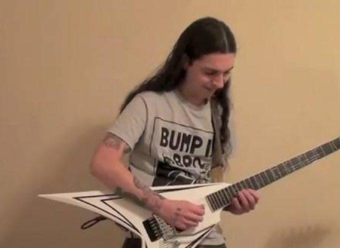 Thème de jeux vidéo version Heavy Metal