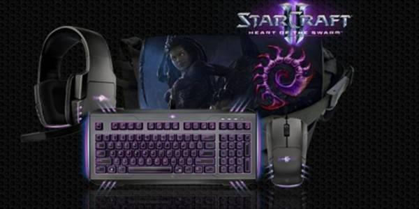 Razer réédite ses accessoires StartCraft II