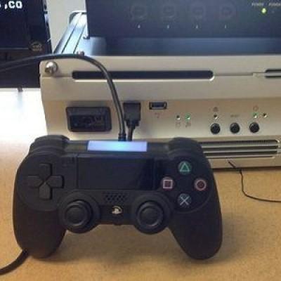 Est-ce la future manette de la PS4 ?
