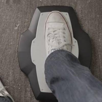 Stinky Footboard, un gamepad pour prendre son pied