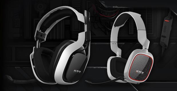 Astro A30 et A40 édition 2013 pour PC