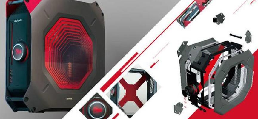 bo tier gamer asrock minipc vision dessin par bmw. Black Bedroom Furniture Sets. Home Design Ideas