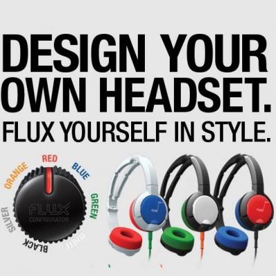 Un casque SteelSeries Flux à vos couleurs