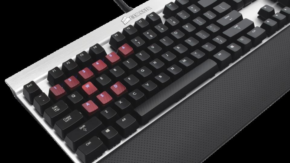 Clavier gamer Corsair K70