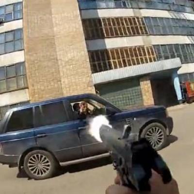 Biting Elbows, une vidéo très orientée jeu vidéo pour le clip Bad Motherfucker