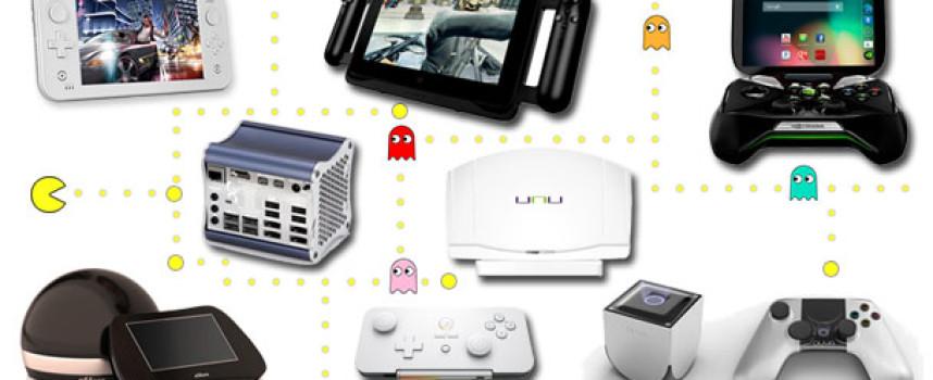 Le «trop» de nouvelles consoles va-t-il tuer les consoles ?