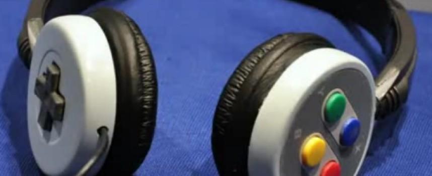 Mod casque SNES