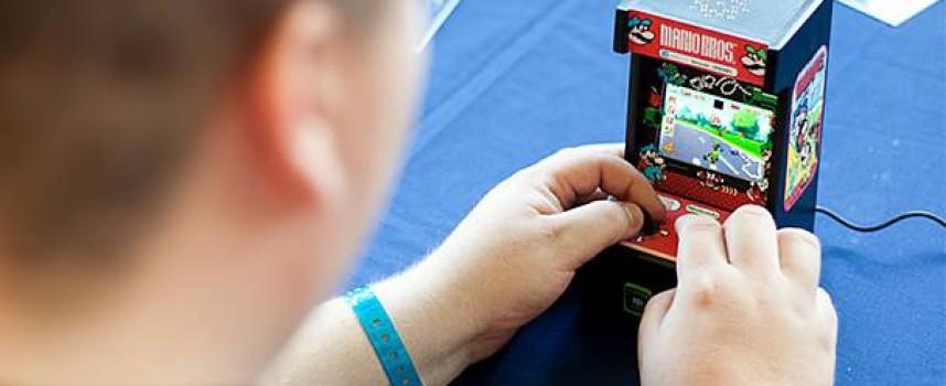 Mod Gameboy Advance arcade cab
