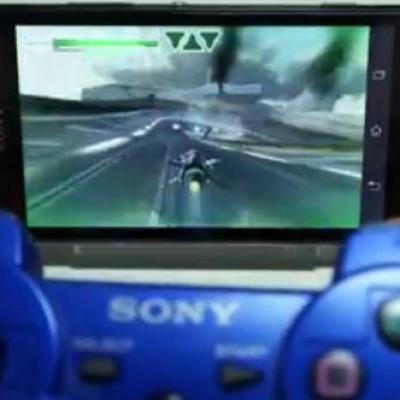 Jouer sur les mobiles Sony avec sa Dualshock 3