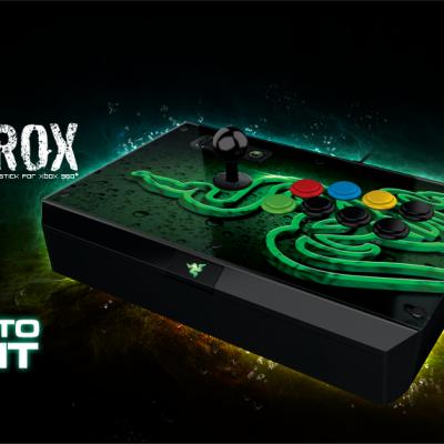 Arcade Stick Razer Atrox