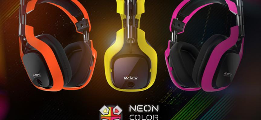 Astro A40 Neon Color Séries
