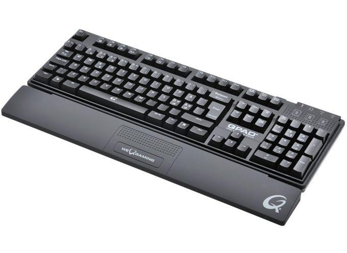 Test Qpad MK-80 – Clavier mécanique   PC