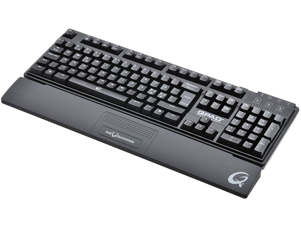 Test Qpad MK-80 - Clavier mécanique | PC