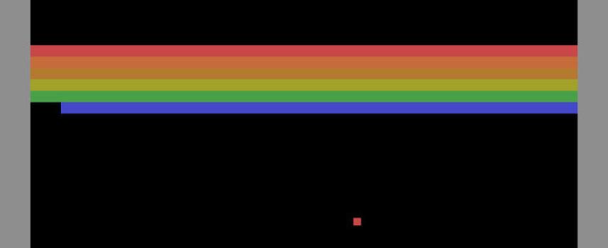 Google fête le 37e anniversaire du casse-brique d'Atari
