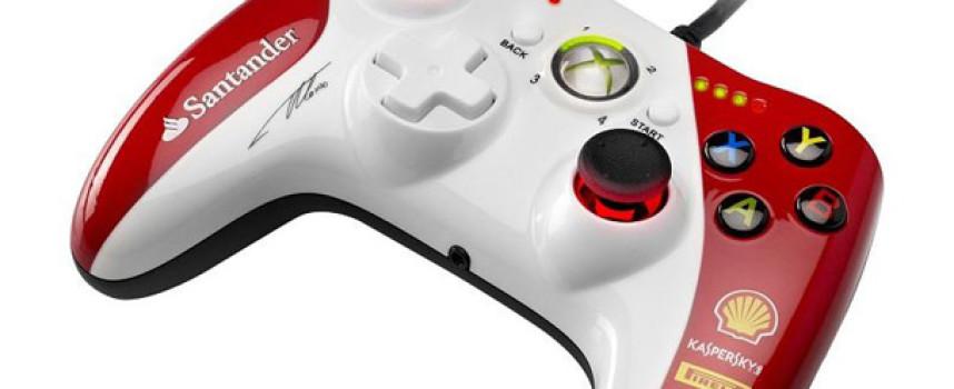 Test Thrustmaster GPX LightBack Ferrari F1 Edition – Manette | Xbox 360