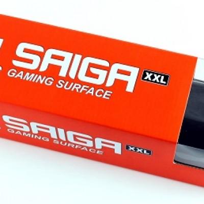 Test Attitude One Saiga XXL – Tapis de souris gamer