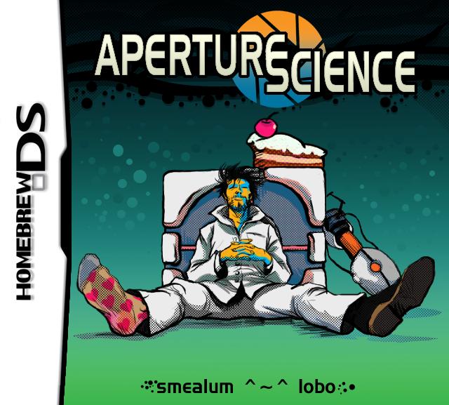Homebrew Portal sur Nintendo DS