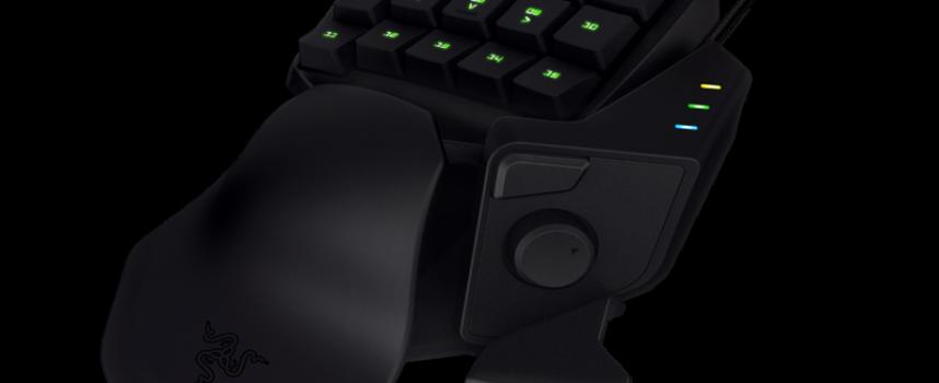 Keypad Razer Tartarus