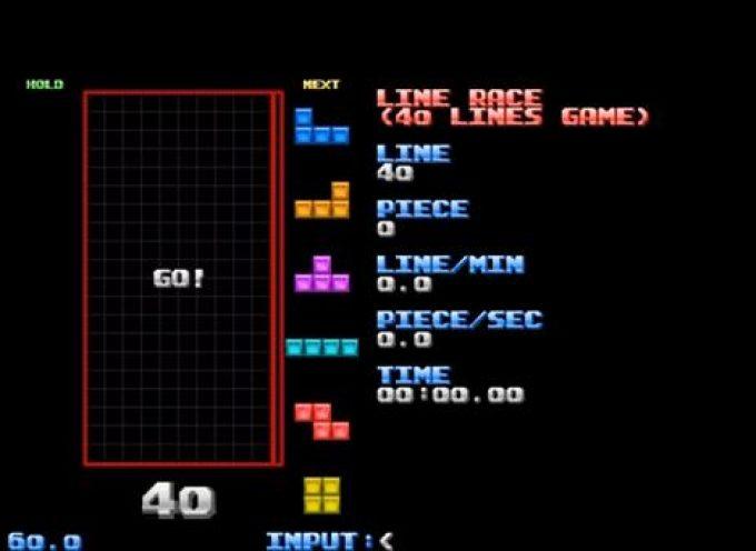 Nouveau record sur Tetris : 40 lignes en 19.68 secs