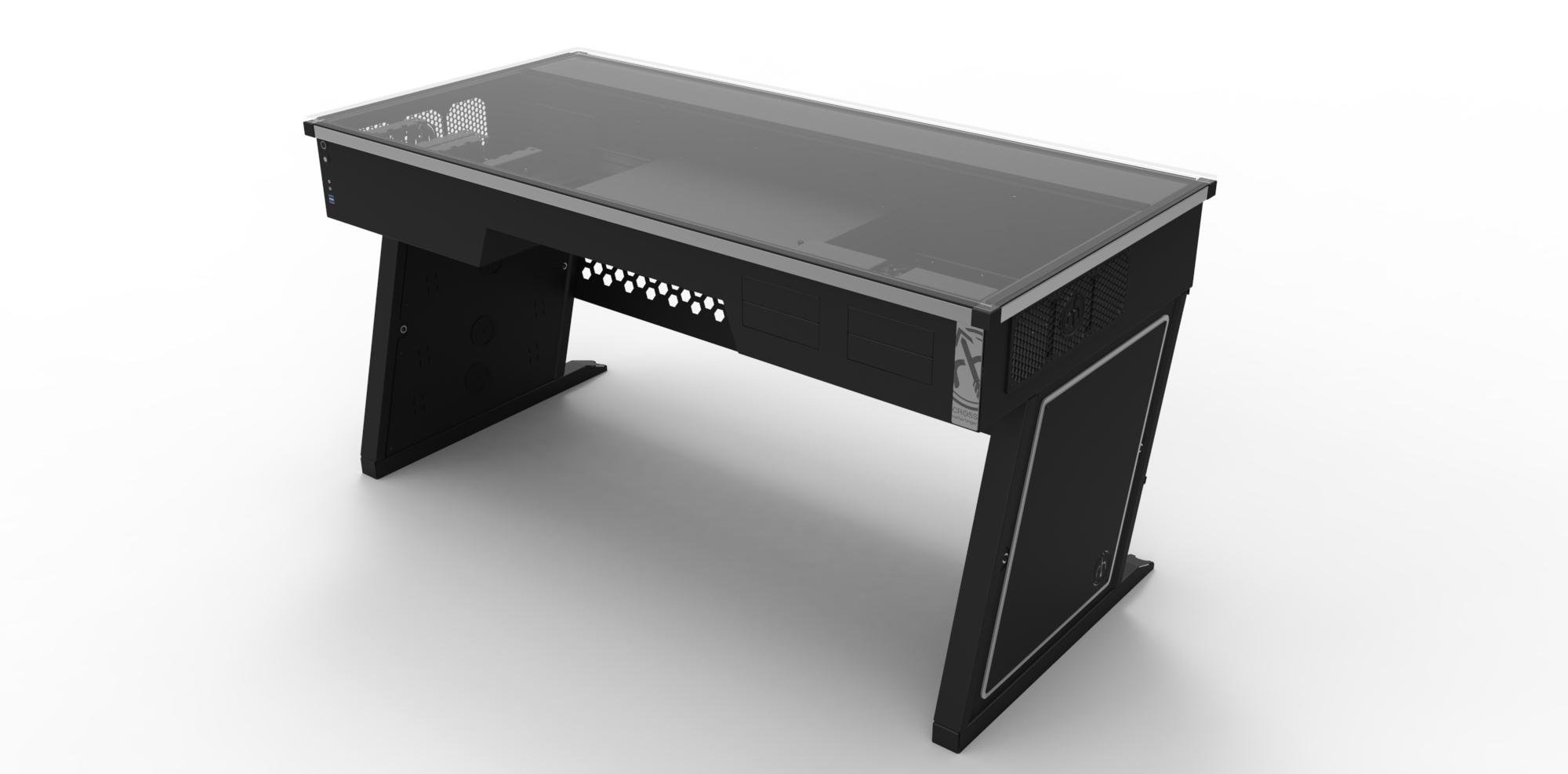 Cross Desk, le mod bureau sur mesure !