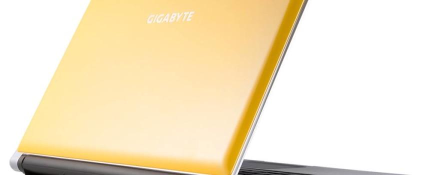 PC portable Gigabyte 15.6 P25W, de retour en plus puissant !
