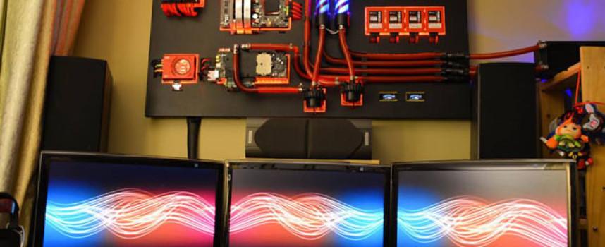 Mod PC Watercooling
