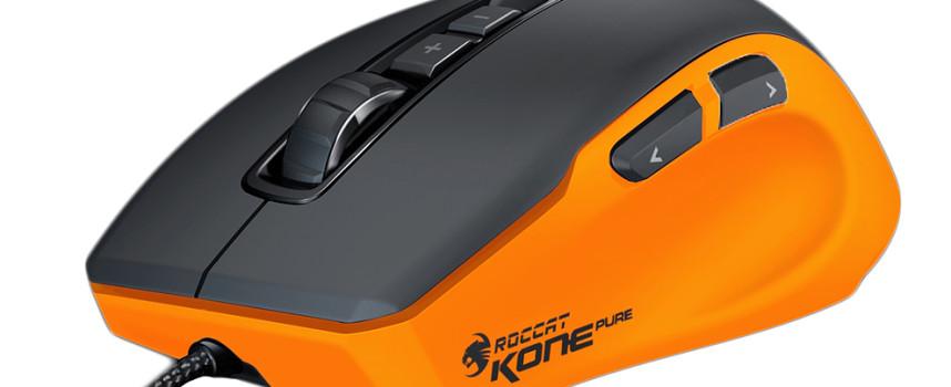 Test Roccat Kone Pure Color – Souris Droitier | PC