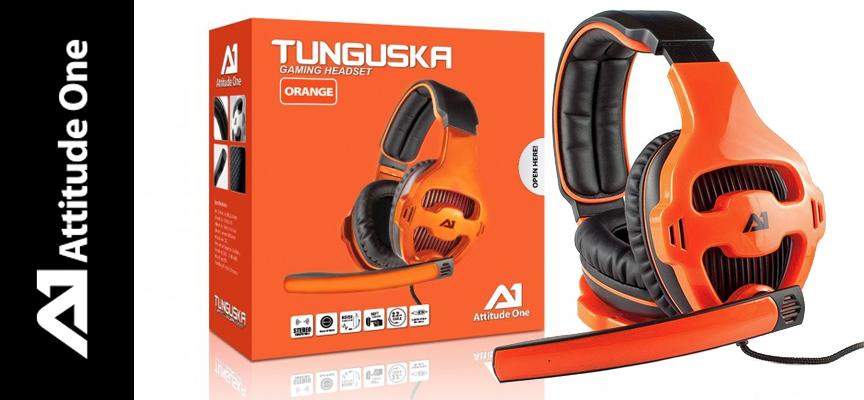 Test Attitude One Tunguska 2.0 - Casque Stéréo | PC