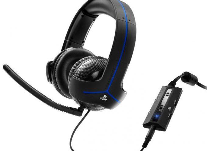 Casque Thrustmaster Y-300P pour PS3 et PS4