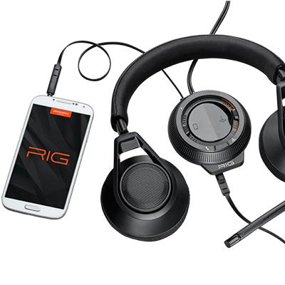 Test Plantronics RIG – Casque Stéréo | PC / Mac / PS3 / PS4 / XB360 / Mobile