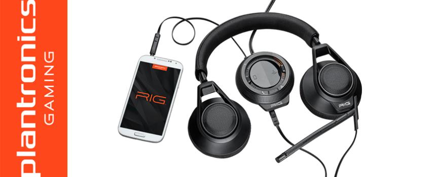 Test Plantronics RIG – Casque Stéréo   PC / Mac / PS3 / PS4 / Xbox 360 / Mobile