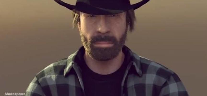 Greetings from Chuck : meilleure vidéo de l'année ?!
