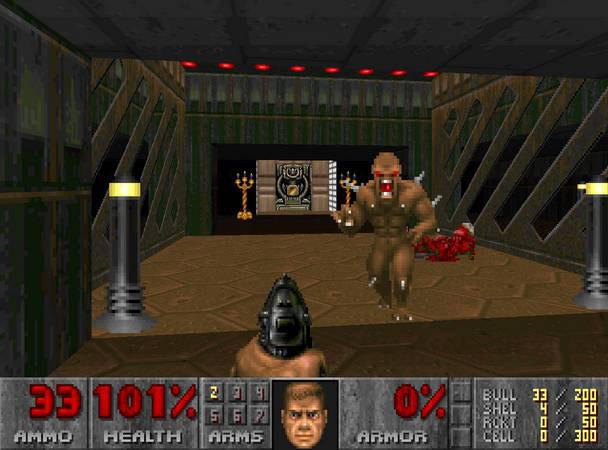 Doom a 20 ans… et moi des cheveux blancs…