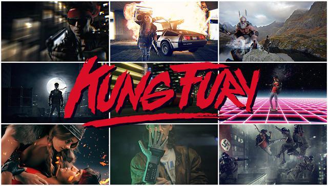 Kung Fury, le film d'action comédie over-the-top !
