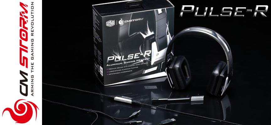 Test Cooler Master Pulse R – Casque Stéréo | PC