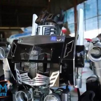 Mod PC Transformers, un travail impressionnant !