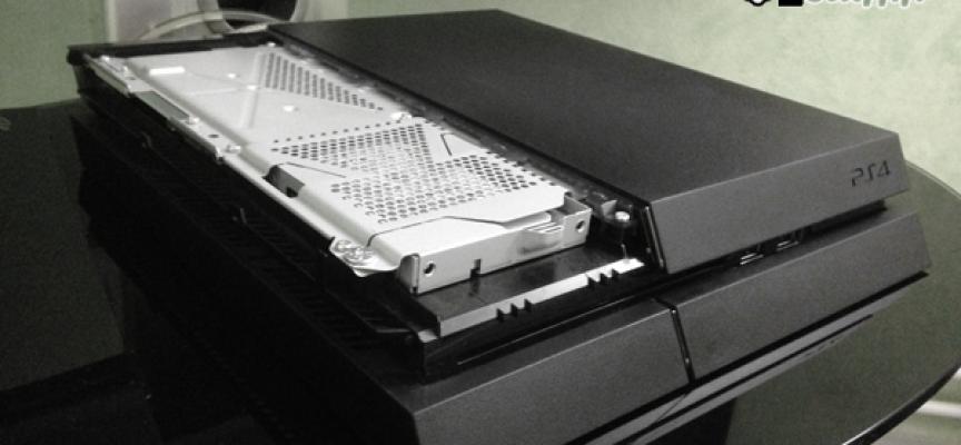 Installer un nouveau disque dur pour votre PS4 ?