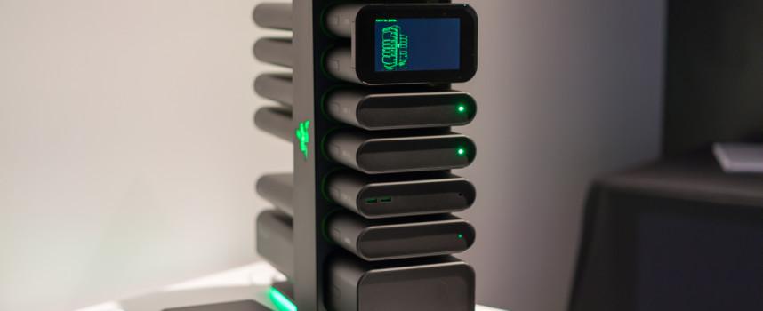 Razer Projet Christine, le PC modulaire pour les nuls !
