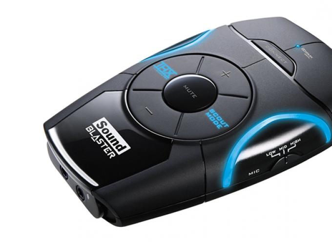 Test Sound Blaster Recon3D – Boitier Audio | PS3 / PS4 / XBox 360 / PC