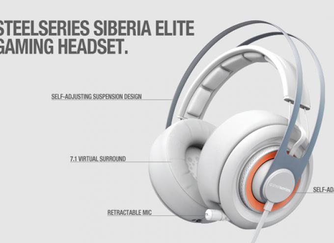 Test SteelSeries Siberia Elite – Casque Surround   PC / PS3 / PS4