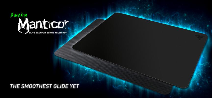Test Razer Manticor – Tapis de souris gamer