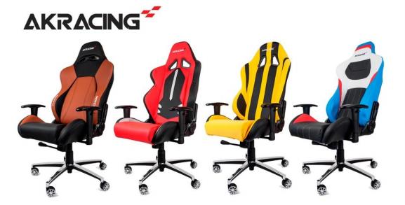Chaises gaming akracing ninjas in pyjamas - Chaise de bureau gaming ...