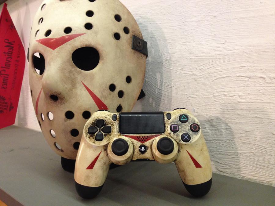 Mod manette PS4 Jason