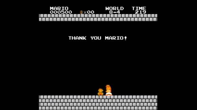 Superplay : finir Super Mario Bros avec seulement 500 points
