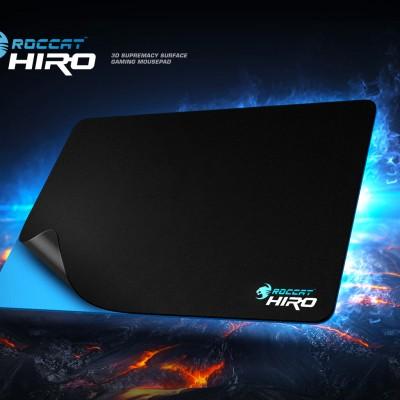 Test Roccat Hiro – Tapis de souris gamer