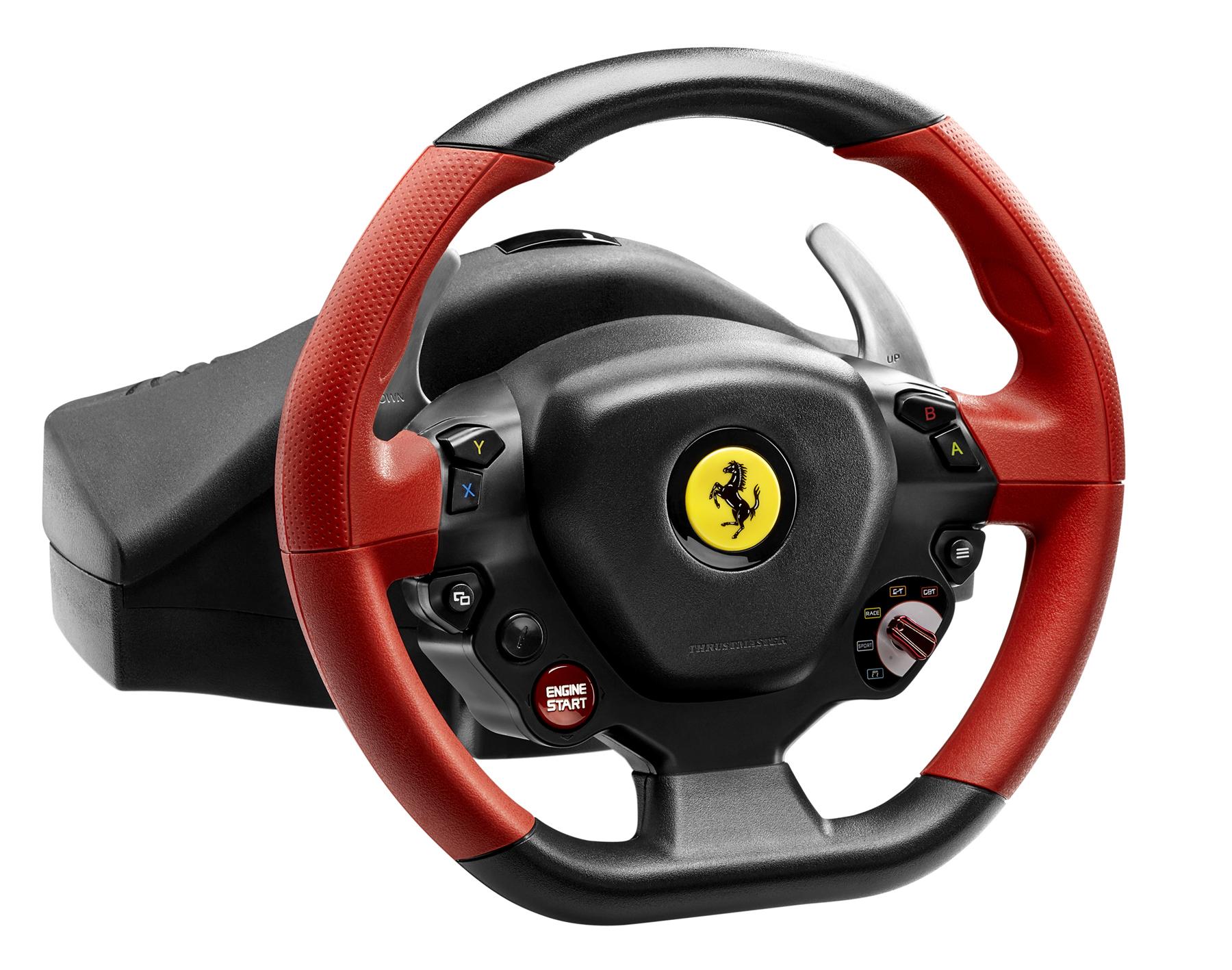 Thrustmaster Ferrari 458 Spider Racing Wheel Pour Xbox One